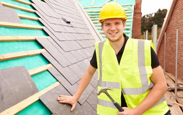 find trusted West Mains roofers